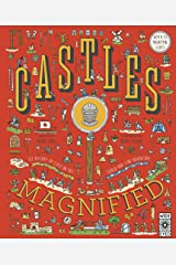 Castles Magnified: With a 3x Magnifying Glass! Hardcover