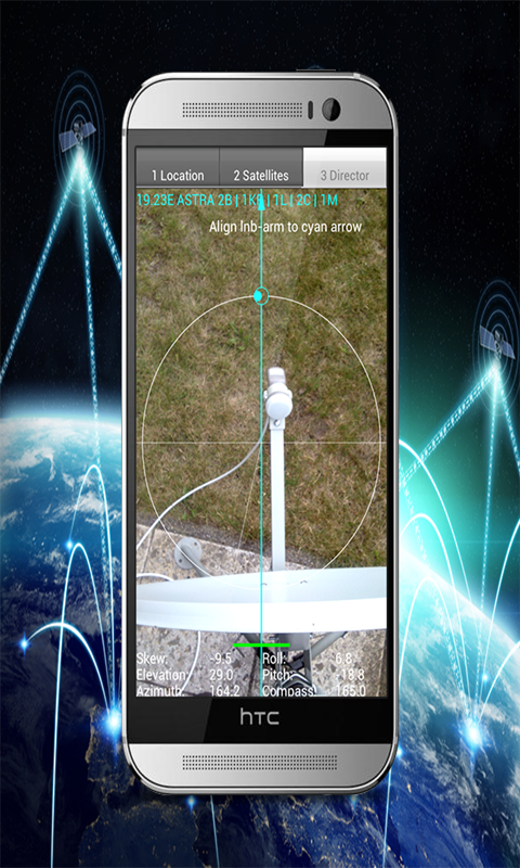 apps for toddlers - Satellite Finder - Satellite Pointer