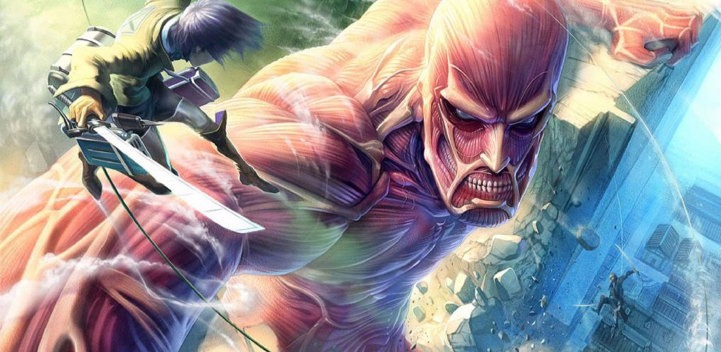Attack On Titan Live Wallpaper Amazonde Apps Für Android