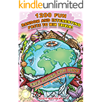 1200 Fun, Random & Interesting Facts To Win Trivia! - Fact Books For Kids (Boys and Girls Age 12 - 15) (Funny, Strange & Ridiculous Facts Book 2)