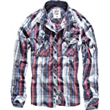 Brandit Central City Check - Camisa vintage