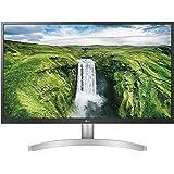 """LG 27UL500 Monitor 27"""" UltraHD 4K LED IPS HDR 10, 3840x2160, 1 Miliardo di Colori, AMD FreeSync 60Hz, HDMI 2.0 (HDCP 2.2), Di"""