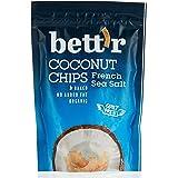 Bett'r Coconut French Sea Salt Chips, 70 gm