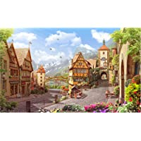 Sokoyo Jigsaw Puzzles for Adults 1000 Piece Puzzle - Fun Adult Puzzles for Relaxation - 1000-Piece Jigsaw Puzzle with…