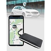 SALIND GPS-Tracker Auto, Motorrad, Fahrzeuge und LKW´s mit Direktanschluss an KFZ-Batterie (9-36V) - ABO VON 4,99…