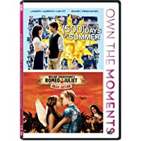 Own the Moments - 2 Movies Collection: 500: Days of Summer + Romeo Juliet: Music Edition