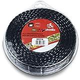 AUSONIA - 83779 Cable para DESBROZADORA Profesional Vertigo EN BLÍSTER DE 3,30 MM X 62 Metros