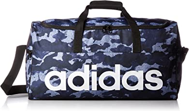 Adidas Spring Summer Polyester 47 cms Tacblu, Conavy and White Travel Garment Bag (S99958S)