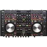Denon DN-MC6000 DJ-Controller/Mixer mit 4-Deck Support inkl. NI Traktor Pro und Virtual DJ Unterstützung
