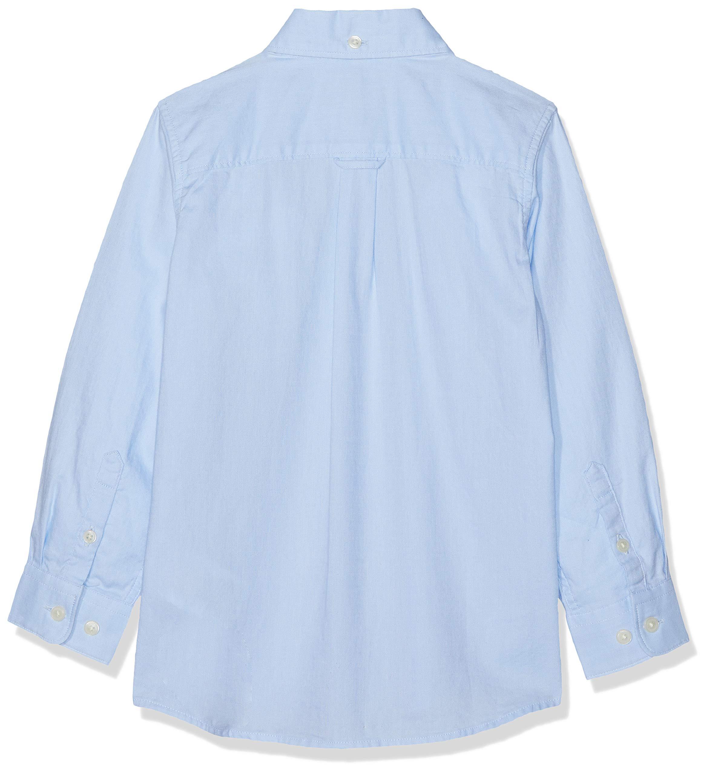 GANT D1. The Archive Oxford B.d. Shirt Blusa, Azul (Capri Blue 468), 104 (Talla del Fabricante: 98/104) para Bebés 2
