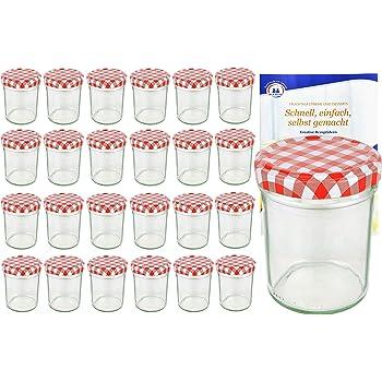 Ordnung Aufbewahrung 15 Sturzglaser 230 Ml Hoch Marmeladenglaser