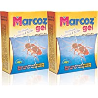 Marcoz Gel Ultimate Cockroach Killer (Set of 2x10ml) Guaranteed Effect Powerfull