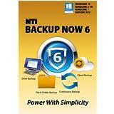 NTI Backup jetzt 6 (1-PC). Bild, E-Mail-Sicherung. Kontinuierliche, Inkremental & Remote Backup. [Download]
