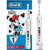 Oral-B Junior Elektrische Tandenborstel Minnie Powered By Braun