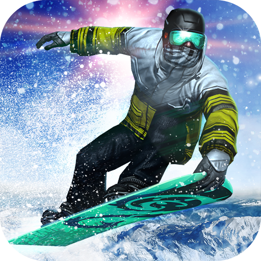 Snowboard Party: World Tour (Roboter-board)