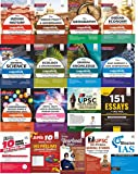 Complete Study Material for IAS/ IPS Prelim & Main General Studies Exams (set of 17 Booklets) 4th Edition