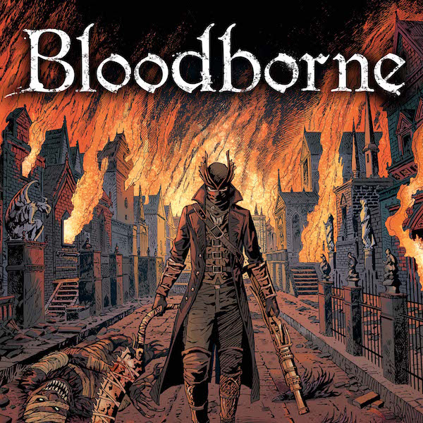 Bloodborne (Collections) (2 Book Series)
