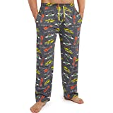 FRIENDS Lounge Pants for Men, 100% Cotton Mens Pajamas Bottoms, Pyjamas Trousers Small to 3XL, Tv Show Merchandise, Pyjama Gi