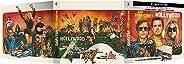 C'Era Una Volta… A Hollywood - Vinyl Edition 4K Ultra Hd + Book Fotografico + Poster (Collectors Edition) (2 Blu Ray)