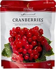 Rostaa Cranberries Whole Standup Pouch, 75g