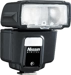 Nissin I40 Flashgun For Canon Black Camera Photo