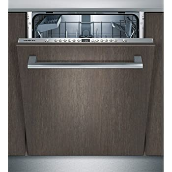 Siemens SN636X01AE Entièrement intégré 12places A+ lave-vaisselle - Lave-vaisselles (Entièrement intégré, Taille maximum (60 cm), Acier inoxydable, boutons, 1,75 m, 1,65 m)