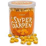 Supergarden gevriesdroogde maïs - Gezonde snack - 100% puur en natuurlijk - Veganistisch - Zonder toegevoegde suiker, kunstma
