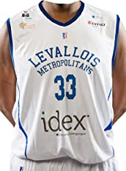 Bigsport Boris Diaw 2017-2018 Maillot de Basketball Homme