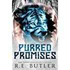 Purred Promises (Cider Falls Shifters Book 1) (English Edition)