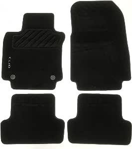 Fußmatten für Dacia Duster Original Passform Premium Velours ANTHRAZIT