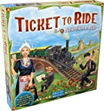 Asmodee Ticket to Ride Jeu de société, AVE14, Multicolore, Standard