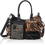 Desigual Accessories Fabric Shoulder Bag, Borsa a Tracolla. Donna, Taglia unica