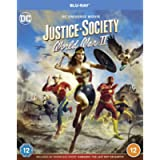 Justice Society: World War II [Blu-ray] [2021] [Region Free]