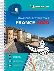 Atlas France Petit Format Michelin 2020