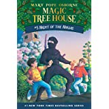 Night of the Ninjas: 5 (Magic Tree House (R))