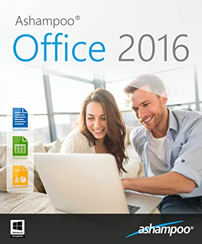Ashampoo Office 2016 for 3 PCs