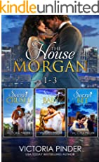 The House of Morgan: Books 1 - 3 (English Edition)