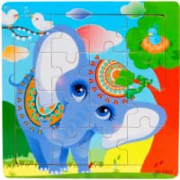 Animal Jigsaw Puzzles Game
