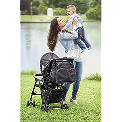 Badabulle B043013 Bolso de maternidad negro