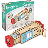 Smartivity Pirate's Telescope STEM STEAM Educational DIY Building Construction Activity Toy Game Kit, Easy Instructions, Expe