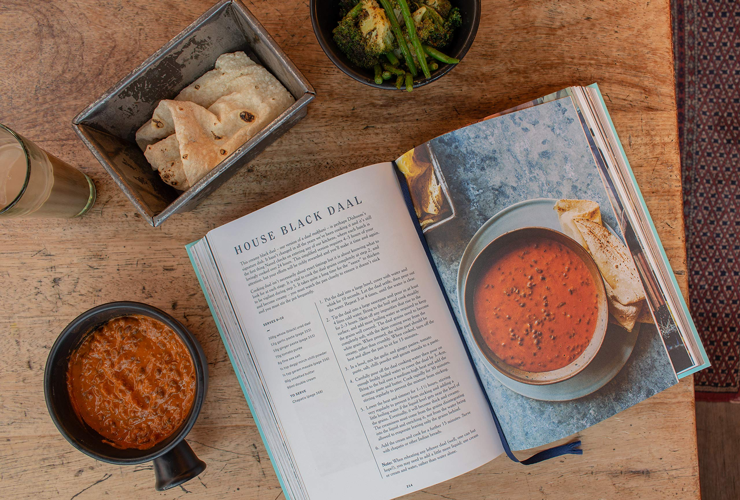 Dishoom: The first ever cookbook from the much-loved Indian restaurant 6