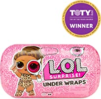 L.O.L. Surprise UNDER WRAPS Nuova SERIE 2 Bambola Capsula ORIGINALE MGA Entertaniment 552048E7C