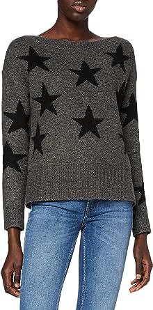 Only Onlnew Aurelie L/S Pullover Knt Donna