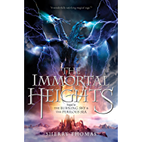 The Immortal Heights (The Elemental Trilogy Book 3) (English Edition)
