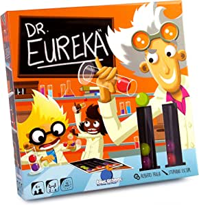 Paul Lamond 6335 Dr Eureka Game