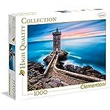 Clementoni - 393343 - Puzzle - Le phare - 1000 Pièces