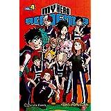 My Hero Academia nº 04 (Manga Shonen)