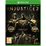 Injustice 2 Legendary Edition Xbox One Game