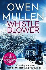 Whistleblower Kindle Edition