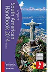 South American Handbook 2014 - 90th annual edition (Footprint Handbook) Hardcover